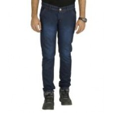 Deals, Discounts & Offers on Men Clothing - Urbano Fashion Blue Slim Fit Jeans