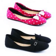Deals, Discounts & Offers on Foot Wear - Buy 1 Get 1 Street 299 Ballerina Flats