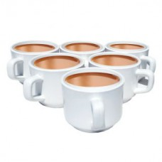 Deals, Discounts & Offers on Home & Kitchen - Unbreakable Tea Coffee Cups - Set of 6