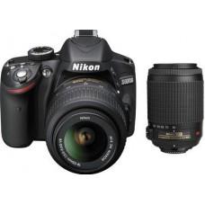 Deals, Discounts & Offers on Cameras - Nikon D3200 Combo