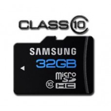 Deals, Discounts & Offers on Mobile Accessories - SAMSUNG 32 GB Micro SD SDHC Memory Card 48 MB/s Class 10