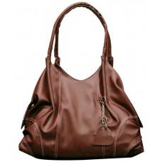 Deals, Discounts & Offers on Women - Flat 74% off on Fostelo Brown Shoulder Bags