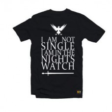 Deals, Discounts & Offers on Men Clothing - Game of Thrones KnightsWatch T-shirt Teeforme