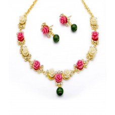 Deals, Discounts & Offers on Earings and Necklace - Upto 90% OFF on Fashion Jewellery.