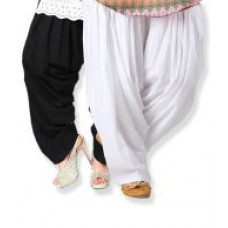 Deals, Discounts & Offers on Women Clothing - Rakshita's Collection Set Of 2 Cotton Patiyala Salwar