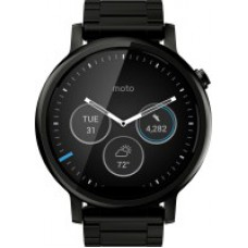 Deals, Discounts & Offers on Men - Flat Rs.1000 Off on Moto 360 Smartwatch With Motorola Phone