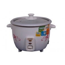 Deals, Discounts & Offers on Home & Kitchen - N-Dura 1.0 Ltr Electric Rice Cooker