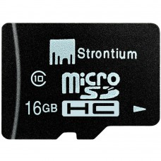 Deals, Discounts & Offers on Mobile Accessories - Strontium 16GB MicroSD Card