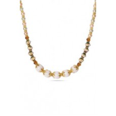 Deals, Discounts & Offers on Earings and Necklace - Sparkle Street Pearls-n-beads Necklace
