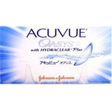Deals, Discounts & Offers on Health & Personal Care - Johnson & Johnson Acuvue Oasys Bi-weekly Contact Lens