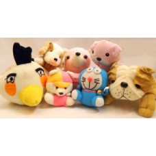 Deals, Discounts & Offers on Baby & Kids - Flat 55% off on Set Of 5 Cute Soft Toys
