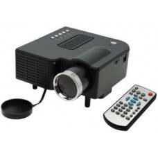 Deals, Discounts & Offers on Computers & Peripherals - Zakk 48 lm LED Corded Portable Projector