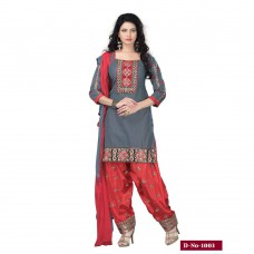 Deals, Discounts & Offers on Women Clothing - Trendz Apparels Unstitched Women's Dress Material
