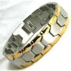 Deals, Discounts & Offers on Men - Premium Titanium Magnetic Bracelet