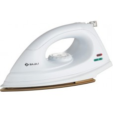 Deals, Discounts & Offers on Home Appliances - Extra Rs. 100 Off on Bajaj DX 7 Light Weight Dry Iron