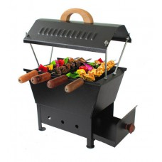 Deals, Discounts & Offers on Home Appliances - Questioned K28 Barbeque Station With 4 Skewers