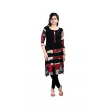 Deals, Discounts & Offers on Women Clothing - Janasya Women's Multicolor Printed Kurtis