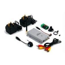 Deals, Discounts & Offers on Electronics - Cordless Mini Cctv Hidden Color Pinhole Camera