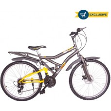 Deals, Discounts & Offers on Sports - Hero Megastar 26T 18Speed Road Cycle