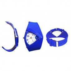 Deals, Discounts & Offers on Men - Women And Man Blue Smarty New Look Designer Analog Unisex Watches