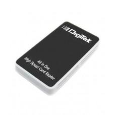 Deals, Discounts & Offers on Cameras - Digitek DCR-001 All in one Card Reader