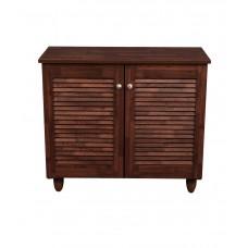 Deals, Discounts & Offers on Furniture - Madrid 2 Doors Shoes Rack