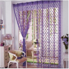 Deals, Discounts & Offers on Home Decor & Festive Needs - Geo Nature Single Door String Curtain