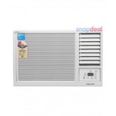 Deals, Discounts & Offers on Home Appliances - Voltas 1 Ton 2 Star 122 LYE Window Air Conditioner
