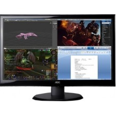 Deals, Discounts & Offers on Computers & Peripherals - AOC 18.5 inch LED Backlit LCD -e950SwMonitor