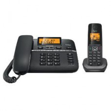 Deals, Discounts & Offers on Electronics - Combo Of Siemens Gigaset Digital Desktop Phone & Cordless Handset