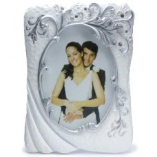 Deals, Discounts & Offers on Home Decor & Festive Needs - Importwala Elegant White Photo Frame
