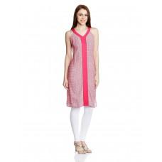 Deals, Discounts & Offers on Women Clothing - People Women's Anarkali Kurta