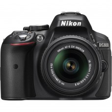 Deals, Discounts & Offers on Cameras - Flat 13% off on Nikon D5300 DSLR