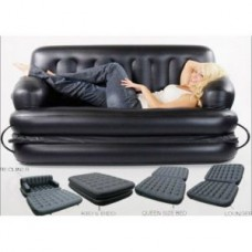 Deals, Discounts & Offers on Furniture - Air Sofa Bed, Sofa Cum Bed With Air Pump