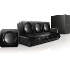 Deals, Discounts & Offers on Electronics - Philips HTD3509 Home Theater System