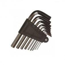 Deals, Discounts & Offers on Accessories - Allen Keys Wrench Set Of 10 Pcs