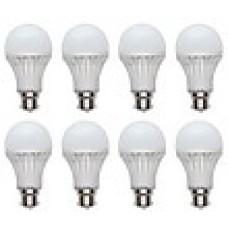 Deals, Discounts & Offers on Home Decor & Festive Needs - SuperDeals Combo Of 8 Pc LED Bulb