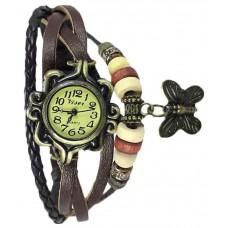 Deals, Discounts & Offers on Accessories - Ten India Black Analogue Bracelet Watch