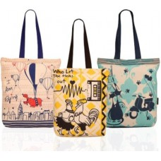 Deals, Discounts & Offers on Accessories - Kanvas Katha Tote