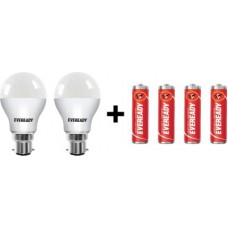 Deals, Discounts & Offers on Electronics - Eveready 10 W LED With 120 Lumen Per Watt Bulb