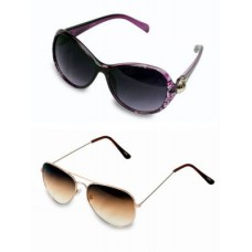 Deals, Discounts & Offers on Women - Flat 54% off on Womens Sunglasses