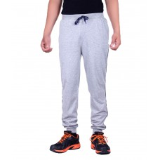 Deals, Discounts & Offers on Men Clothing - Dfh Gray Cotton Trackpant