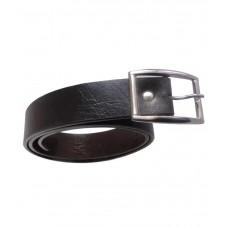 Deals, Discounts & Offers on Men - Elligator Black Casual Belt For Men