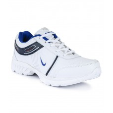 Deals, Discounts & Offers on Foot Wear - Foot N Style White & Blue Eva Sport Shoes For Men