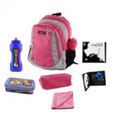 Deals, Discounts & Offers on Stationery - Flat 70% off on Bleu School Bags Combo