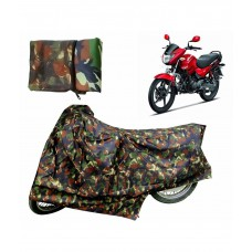 Deals, Discounts & Offers on Car & Bike Accessories - HMS Printed Body Covers For All Scooties and Bikes Upto 150cc