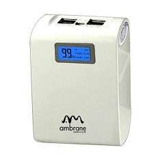 Deals, Discounts & Offers on Power Banks - Ambrane 10400 MAh Power Bank