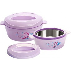Deals, Discounts & Offers on Home & Kitchen - Cello Hotserve Pack of 2 Casserole Set