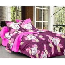 Deals, Discounts & Offers on Home Decor & Festive Needs - Cotton Double Bedsheets Under Rs.399
