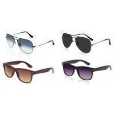 Deals, Discounts & Offers on Men - Buy 2 Get 2 Sunglasses